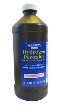 Choose Peroxide for Safer Cleaning
